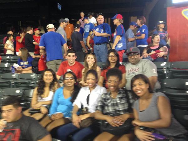 Texas Rangers 5.17.2013