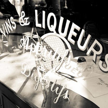 Paris in squares