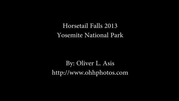 Yosemite National Park 2013