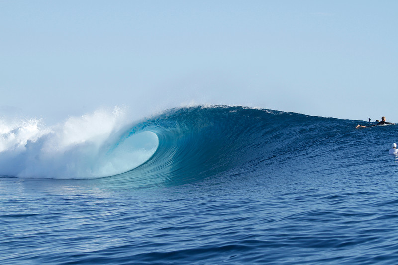 Afternoon delight at Cloudbreak