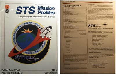 STS MISSION PROFILES