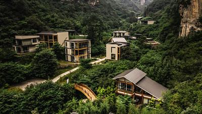 Xiaoyao Valley Tourism Resort Hotel 郑州市浮戏山逍遥谷精品酒店