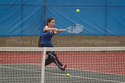 2018 LMHS Girls Tennis