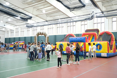 5/28/19: All-School end-of-year dinner and bash.