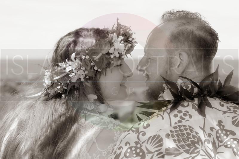 Brad and Tiana Weinmann Wedding - BW