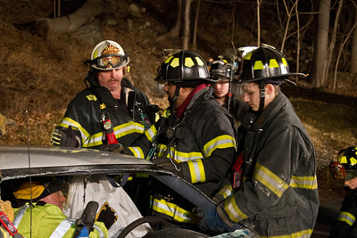 2-28-12 Extrication Drill With Peekskill VAC
