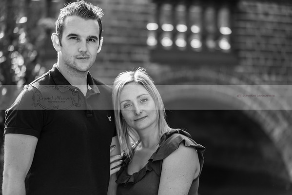 Laura & Richard pre wedding shoot
