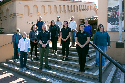 PG Museum of Natural History Staff & Board Photos 11-7-20