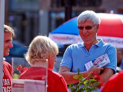 Asker Høyre - valgkamp 2013