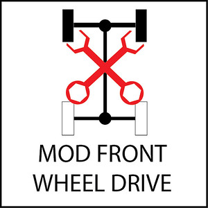 Mod Front Wheel Drive Cars
