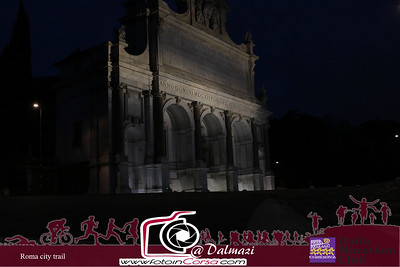 Roma city trail