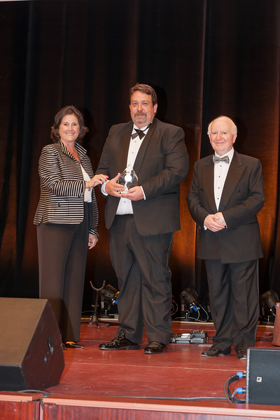 Managing director and founder of Conference Consultancy South Africa (CCSA) Pieter Barend Francois Swart received the PCMA Global Meetings Executive of the Year award