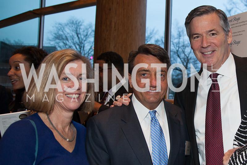 Regina Reed, Timothy Schwartz, Mark Gilday