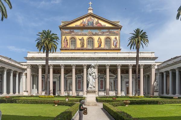 St. Paul's Basillica