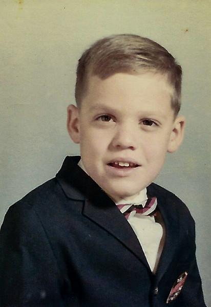 Thomas Walderon- 1966 Kindergarden