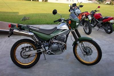 '01 Kawasaki Super Sherpa