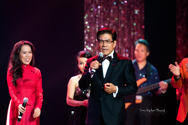 Concert 20 yrs MC Nguyen Ngoc Ngan