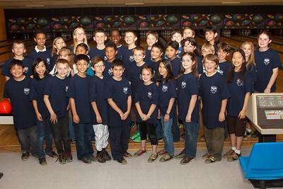 RCS 2010 Elementary Bowling Team