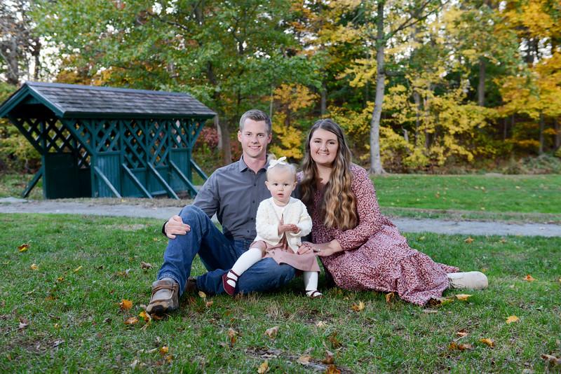 Jensen Family - October 23rd 2021