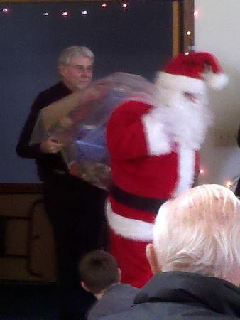 WAM Christmas Party 2010