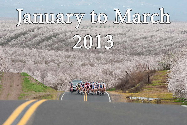 January - March 2013