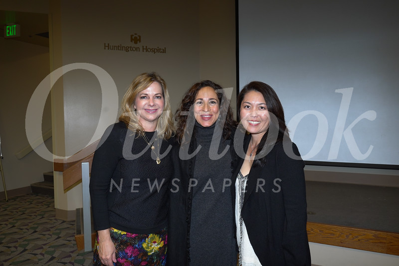 Cynthia Ary, Clarisa Ru and Jennifer Chuang