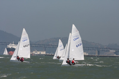 US Sailing CHUBB Junior Championships day 3