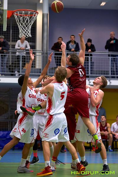 Centrum Tigers - Gimle Basket (14.11.15)