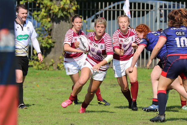 Corstorphine RFC v Watsonian FC