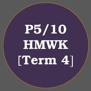 P5/10 HMWK T4