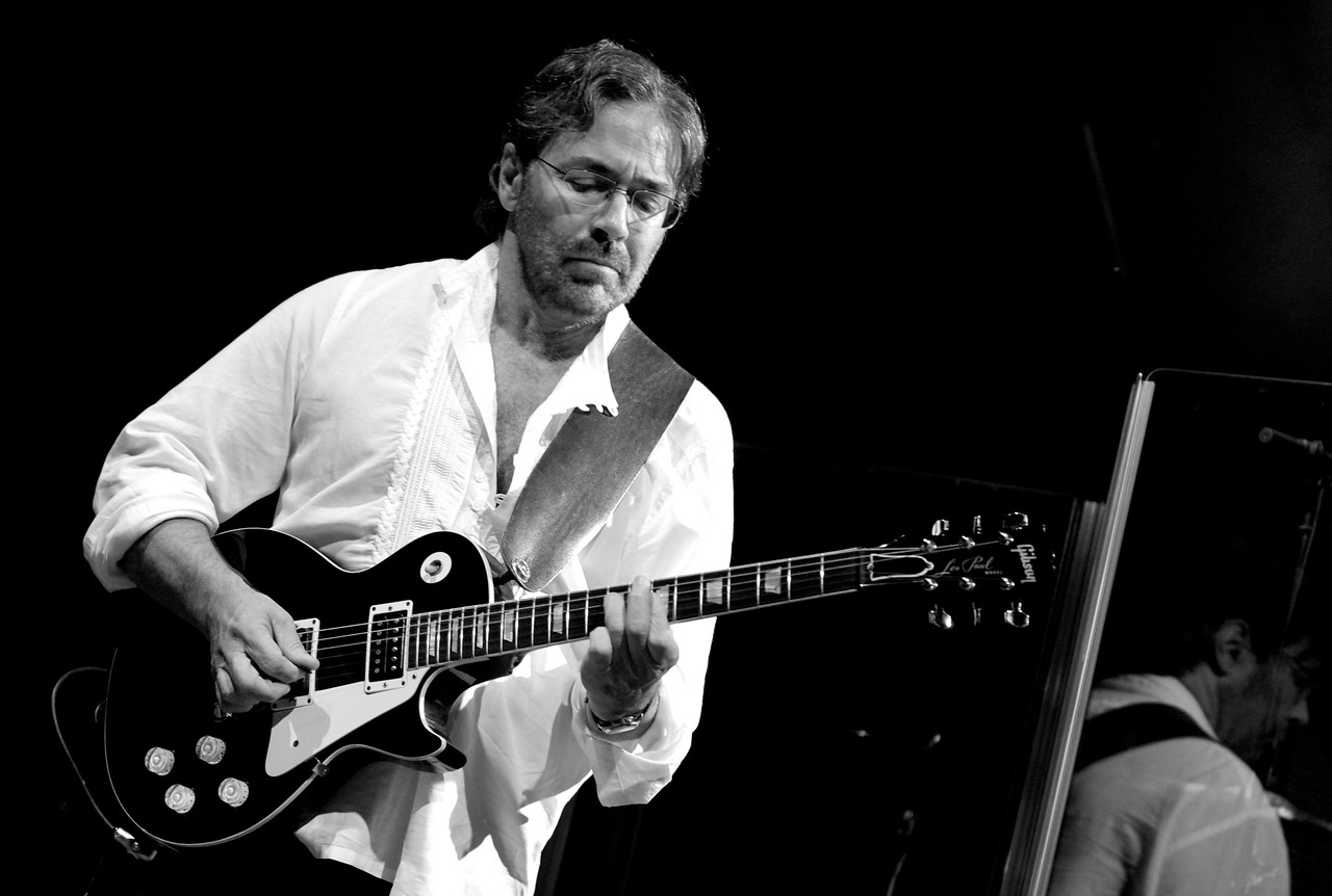 Al di Meola (Return to Forever) at Cimiez
