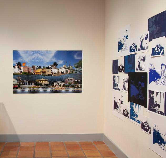 BA Portfolio Exhibition, Installation View