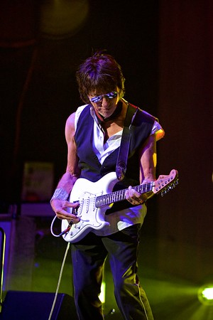 Jeff Beck @ the Cap 8-18