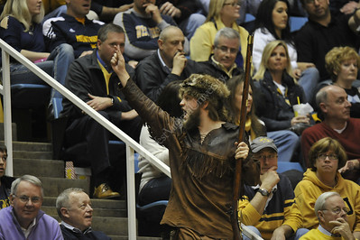 28156 WVU Mountaineer Candidate Cheer Off February 2012