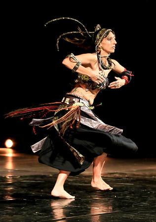 Sylvie BOURGEOIS - Umrah 2012