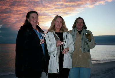 Christmas in Grayton Beach, 2001