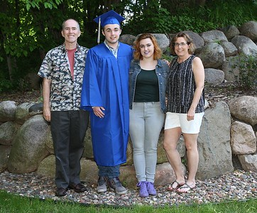 Family Grad Pictures