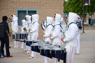 Mar 29, 2014 - Drumline SCPA Semi-Finals @ Great Oak High School