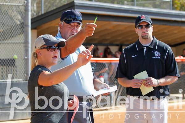 Oxy Softball vs Rhodes 2-8-14