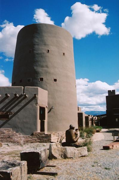 Nambe, New Mexico October 2008