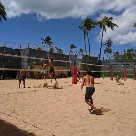 2021 OCC Volleyball
