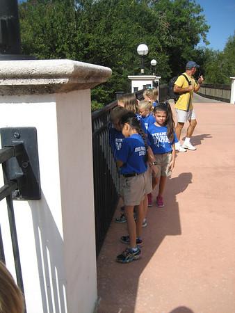 Botanical Gardens and McGough Nature Park 2013-14 Second Grade