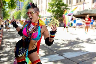 Seattle Pride Parades