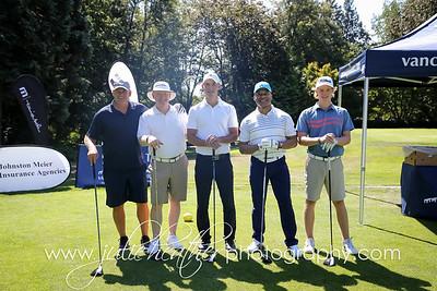 Dean Redan Vancouver Golf Tourney 2019