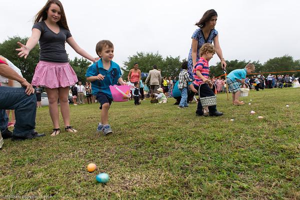 St Matthew Parish Easter Egg Hunt