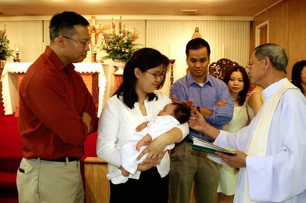 Lauren's Baptism