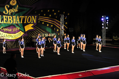 Cheer Athletic's Katz at Spirit Celebration