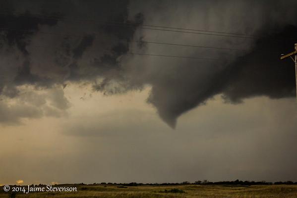 May 11, 2014 Central KS Tornadoes