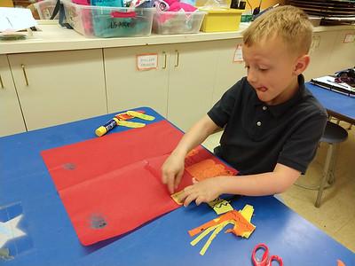1st Grade and 1-2N Children's Day Carp Windsocks