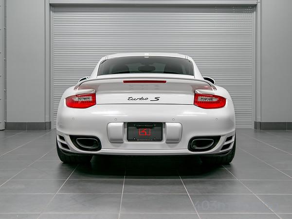 '11 Turbo S Coupe - Carrara White